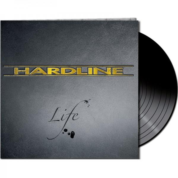 HARDLINE - Life - LTD Gatefold BLACK Vinyl, 180 Gram