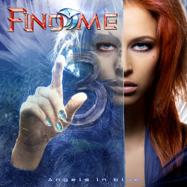 FIND ME - Angels in Blue - CD Jewelcase