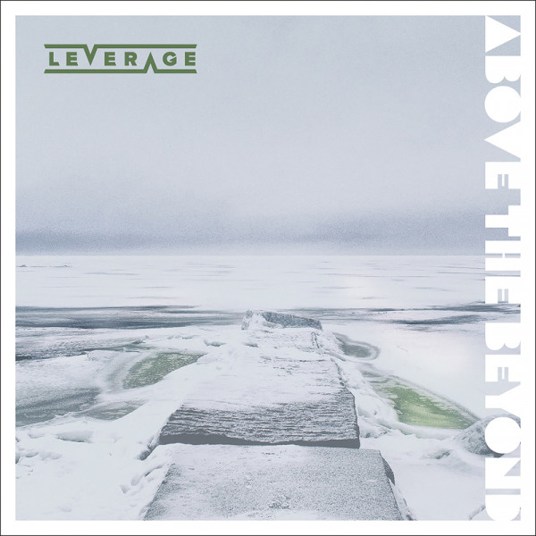 LEVERAGE - Above The Beyond - CD Jewelcase