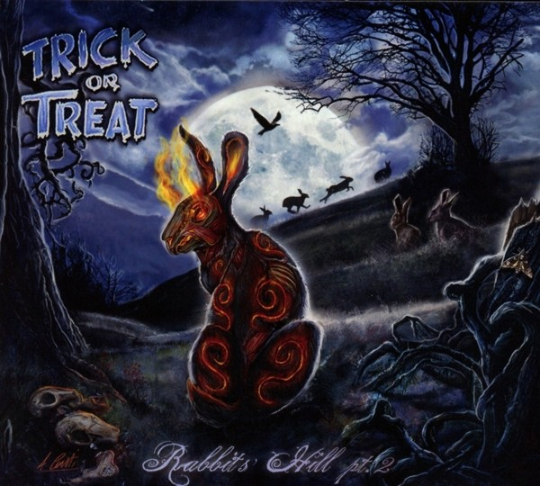 TRICK OR TREAT - Rabbits? Hill Pt.2 - CD Jewelcase