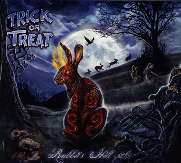 TRICK OR TREAT - Rabbits? Hill Pt.2 - CD Jewelcase