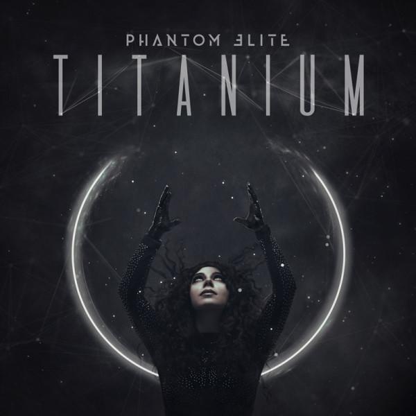 PHANTOM ELITE - Titanium - CD Jewelcase