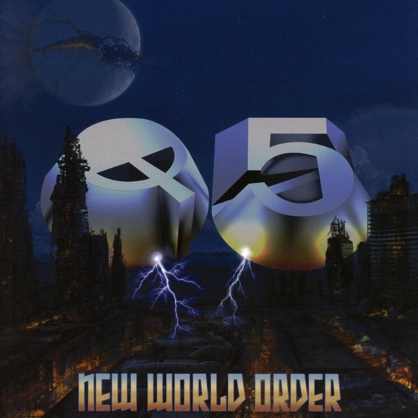 Q5 - New World Order - CD Jewelcase