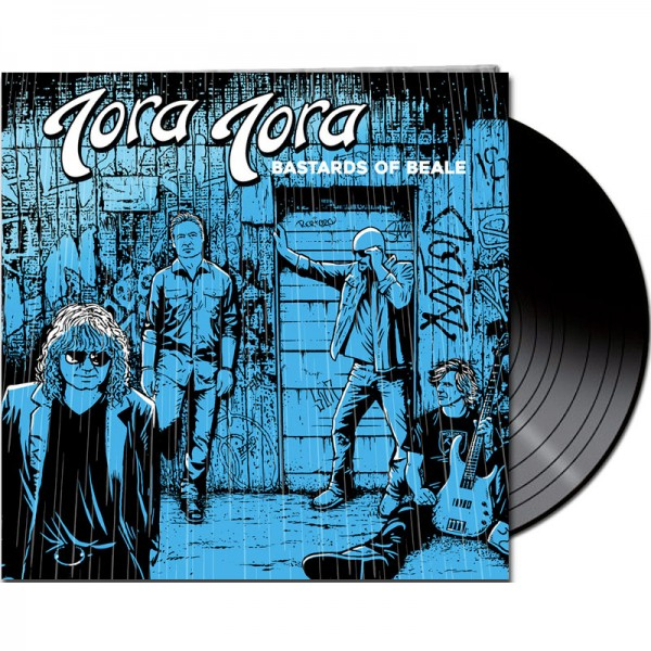 TORA TORA - Bastards of Beale - LTD Gatefold BLACK 2-LP, 180 Gram