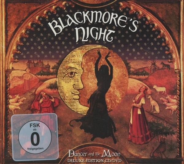 Blackmore's Night - Dancer And The Moon (Ltd.Digipak+DVD)