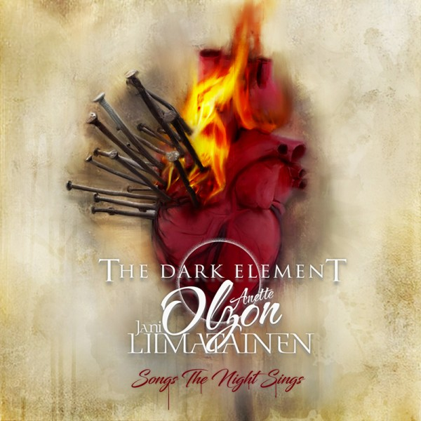 THE DARK ELEMENT - Songs The Night Sings - CD Jewelcase