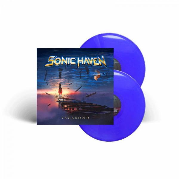 SONIC HAVEN - Vagabond - Ltd. Gatefold BLUE 2-LP
