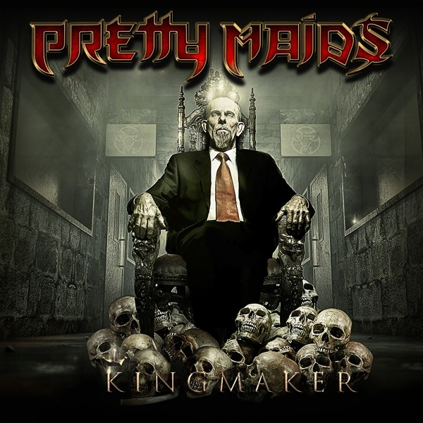 PRETTY MAIDS - Kingmaker - CD Jewelcase
