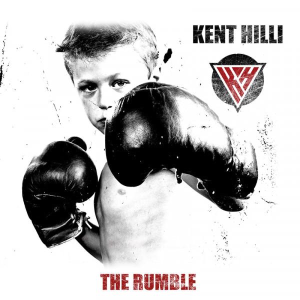 KENT HILLI - The Rumble - CD Jewelcase