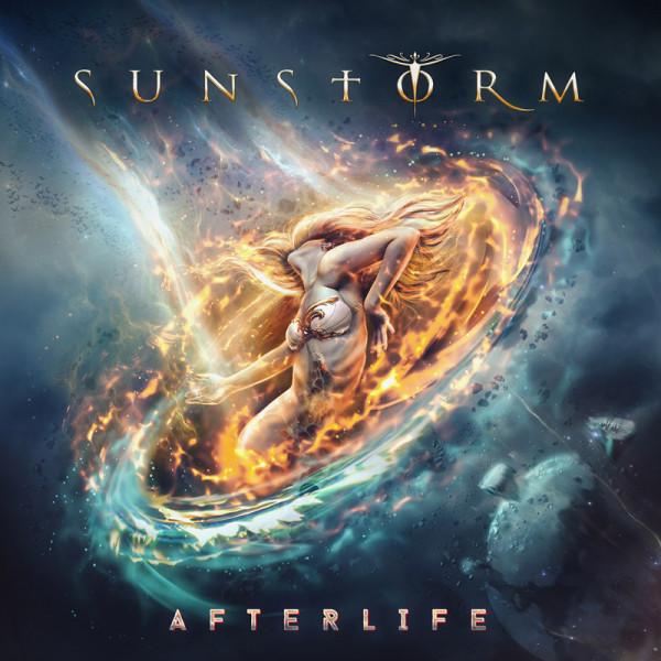 SUNSTORM - Afterlife - CD Jewelcase