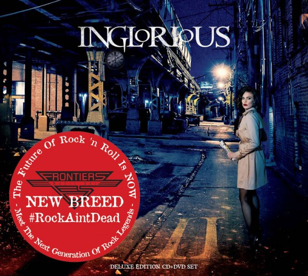 INGLORIOUS - Inglorious II - Deluxe Edition CD+DVD