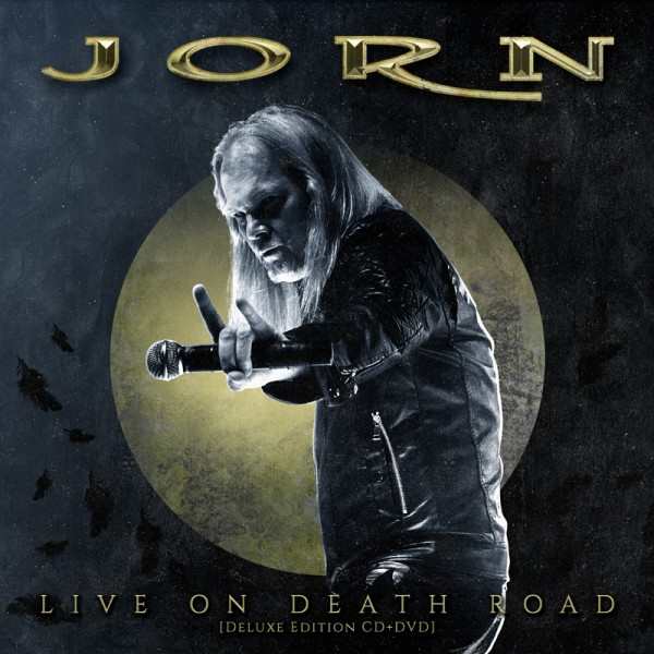 JORN - Live on Death Road - Deluxe Edition - Digipak 2-CD + DVD