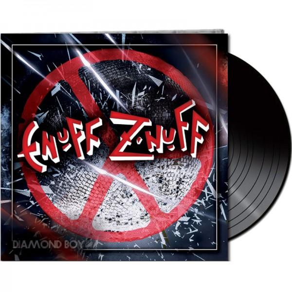 ENUFF Z'NUFF - Diamond Boy - LTD Gatefold Black Vinyl, 180 Gram