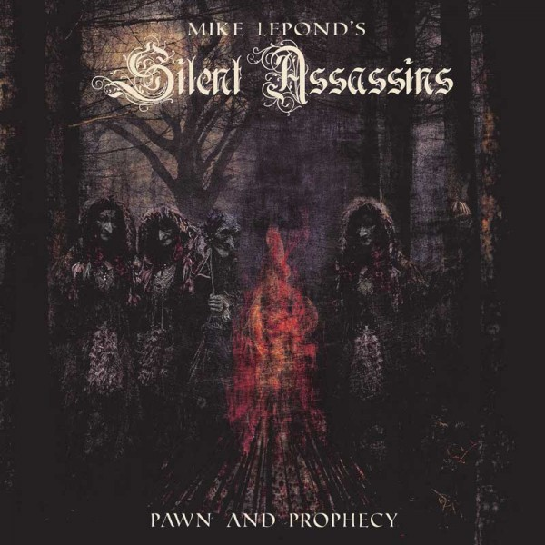 MIKE LEPOND'S SILENT ASSASSINS - Pawn And Prophecy - CD Jewelcase