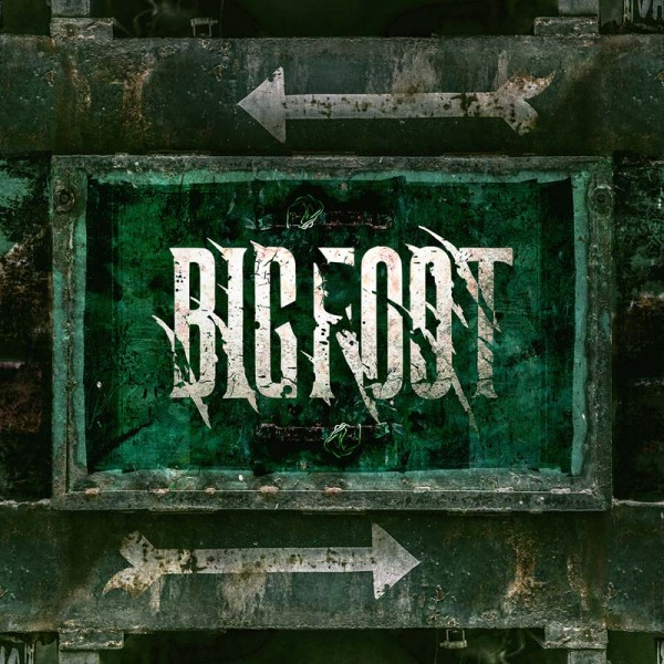 BIGFOOT - Bigfoot - LTD. Gatefold Black Vinyl/180 Gram