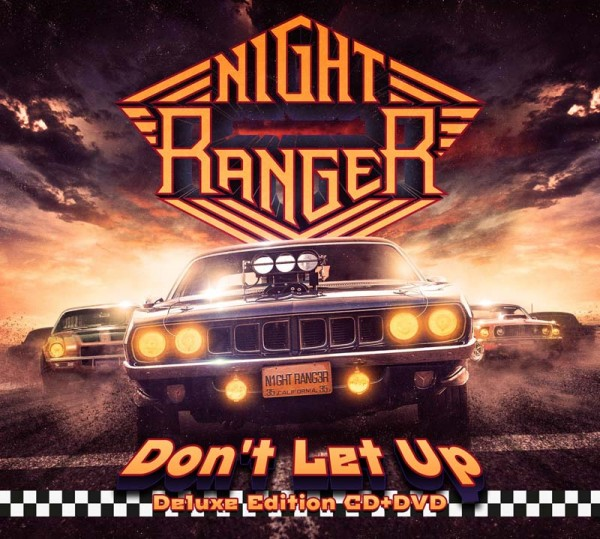 Night Ranger - Don't Let Up (Deluxe Edition, CD/DVD)