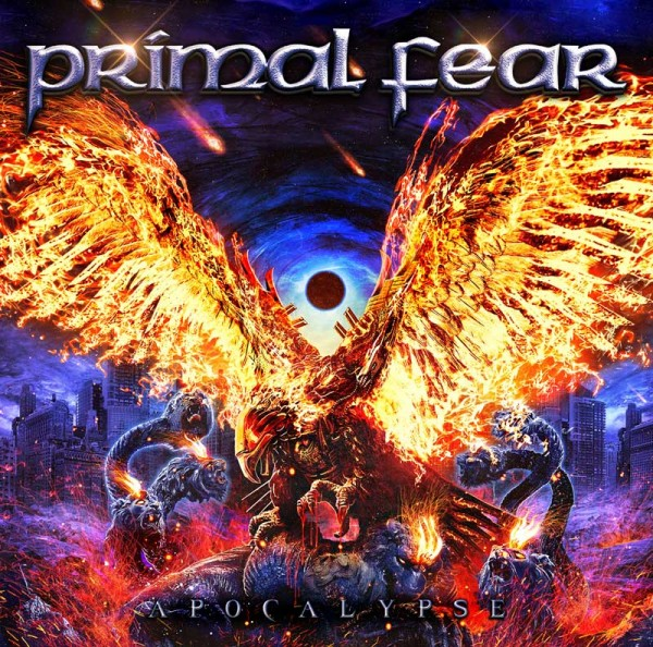 PRIMAL FEAR - Apocalypse - CD Jewelcase