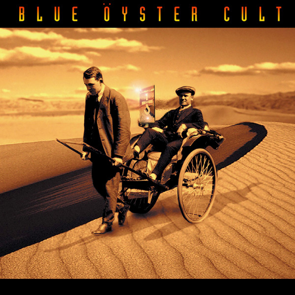 BLUE OYSTER CULT - Curse Of The Hidden Mirror - CD Jewelcase