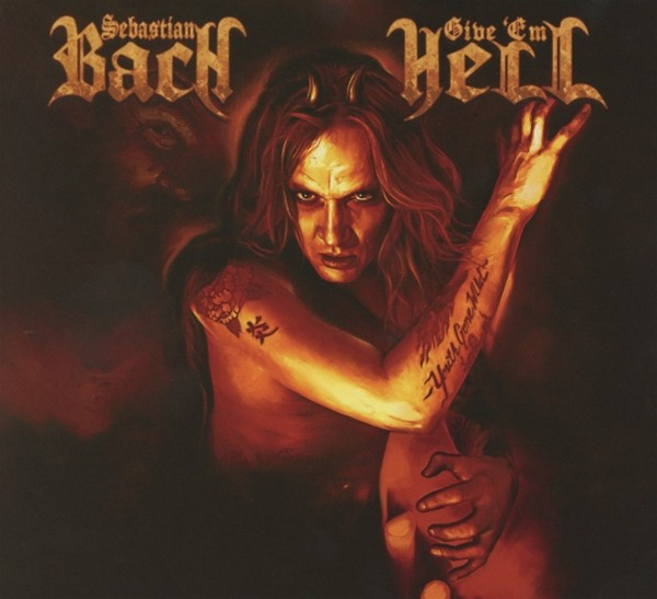 Bach,Sebastian - Give 'em Hell