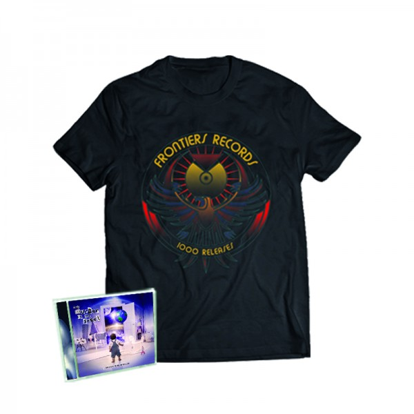 """1000 Releases"" T-Shirt + THE MURDER OF MY SWEET - Brave Tin World - CD - Ltd.Bundle T-shirt S-XL"