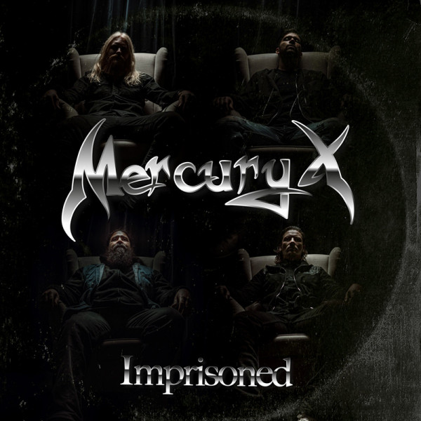 MERCURY X - Imprisoned - CD Jewelcase