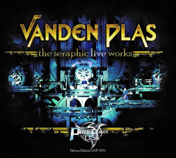 Vanden Plas - The Seraphic Live Works - CD/DVD