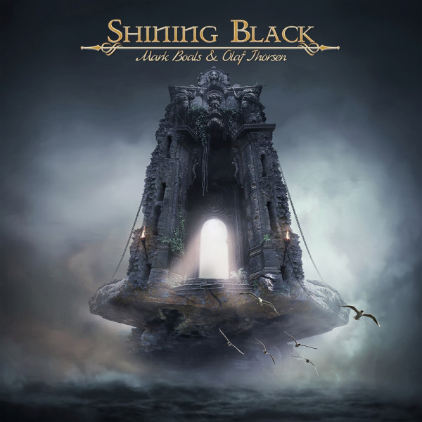 SHINING BLACK ft. BOALS & THORSEN - Shining Black - CD Jewelcase