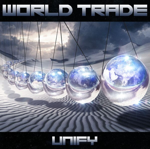 WORLD TRADE - Unify - CD Jewelcase