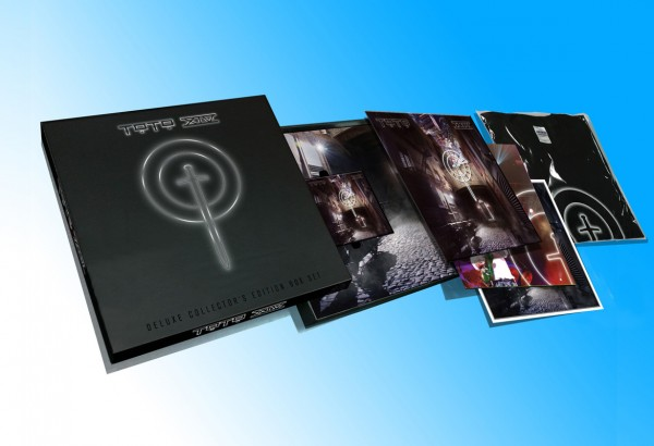 TOTO - Toto XIV - Ltd. Luxury Boxset - Ecolbook Edition CD/DVD, Gatefold 2LP, TS-L and more