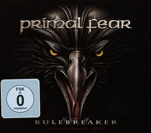 Primal Fear - Rulebreaker (Ltd.Digipak+DVD)