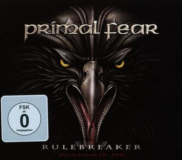 Primal Fear - Rulebreaker (Ltd.Digipak+DVD)