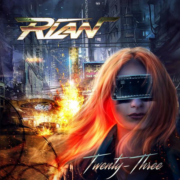 RIAN - Twenty-Three - CD Jewelcase