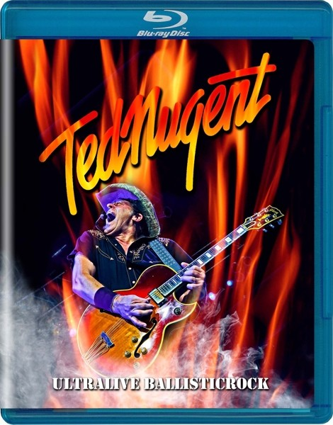 TED NUGENT - Ultralive Ballisticrock - Blu-Ray