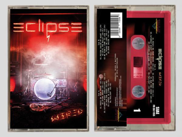 ECLIPSE - Wired - Ltd. Music-Cassette - Exclusive!