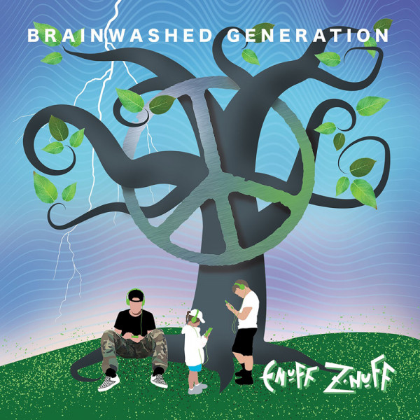 ENUFF Z'NUFF - Brainwashed Generation - CD Jewelcase
