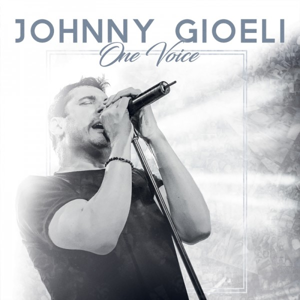 JOHNNY GIOELI - One Voice - CD Jewelcase
