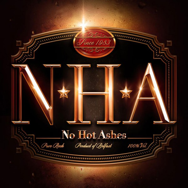 NO HOT ASHES - No Hot Ashes - CD Jewelcase