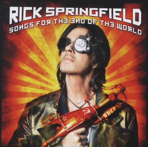 Springfield,Rick - Songs For The End Of The World