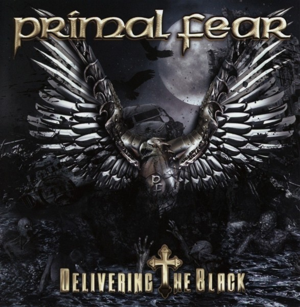 PRIMAL FEAR - Delivering The Black - CD Jewelcase
