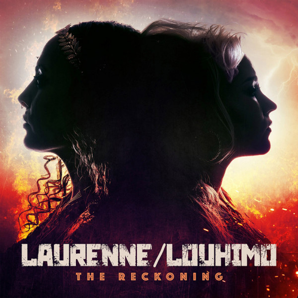 LAURENNE/LOUHIMO - The Reckoning - CD Jewelcase