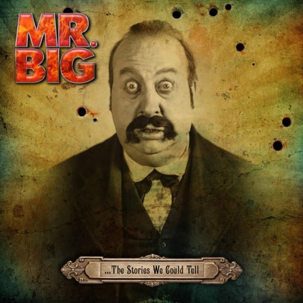 Mr.Big - ...The Stories We Could Tell (Digipak)