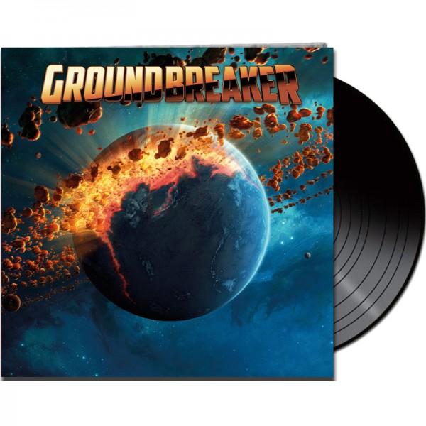 GROUNDBREAKER - Groundbreaker - LTD Gatefold Black Vinyl, 180 Gram