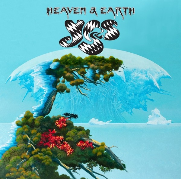 Yes - Heaven & Earth (Digipak)