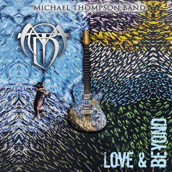 MICHAEL THOMPSON BAND - Love & Beyond - CD Jewelcase