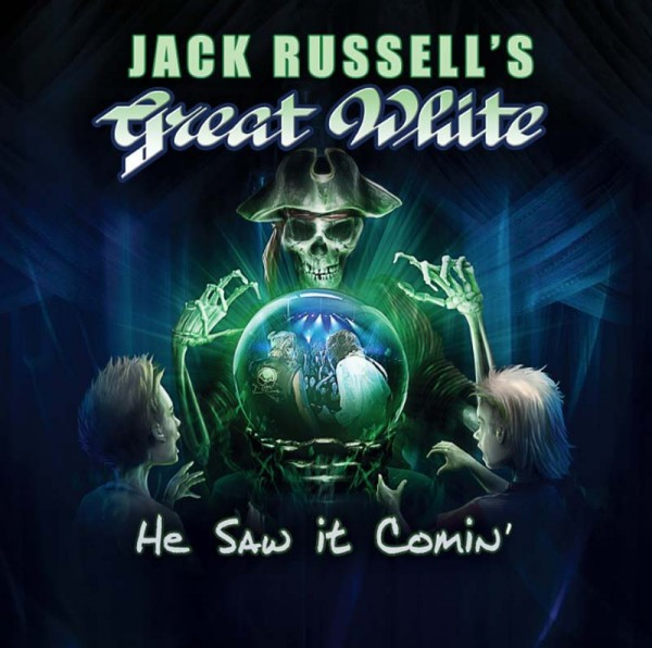 Jack Russell's Great White - He Saw It Coming (Ltd.Gatefold)