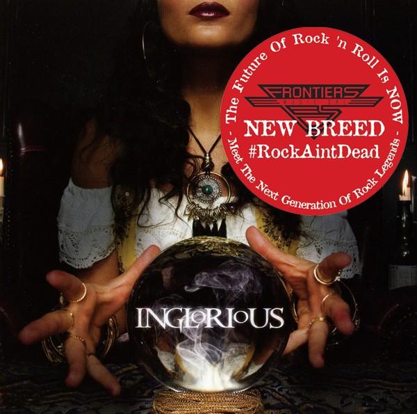 INGLORIOUS - Inglorious - CD Jewelcase