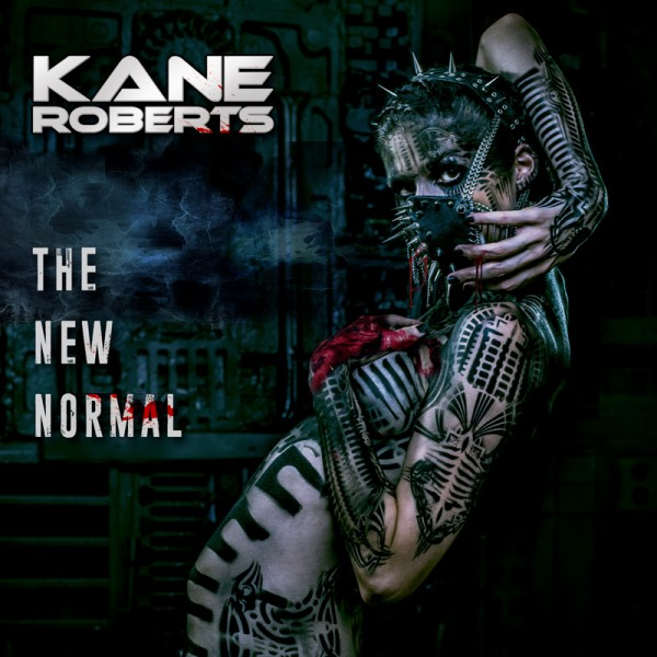 KANE ROBERTS - The New Normal - CD Jewelcase