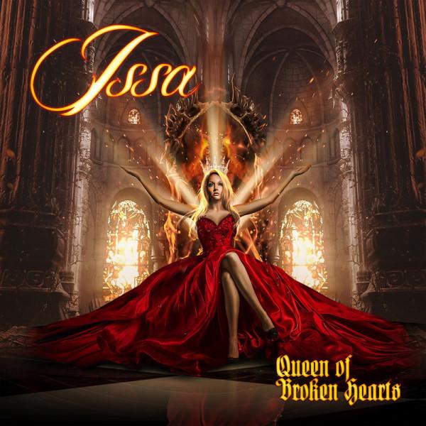 ISSA - Queen Of Broken Hearts - CD Jewelcase