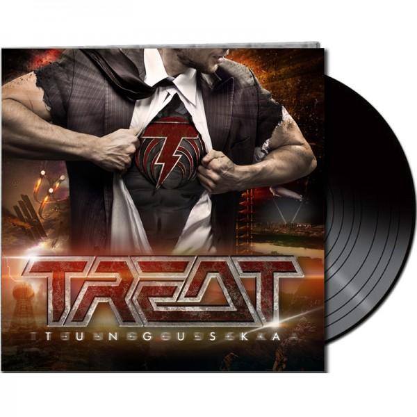 TREAT - Tunguska - LTD Gatefold Black Vinyl, 180 Gram