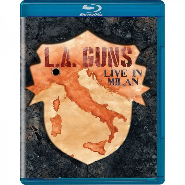 L.A. GUNS - Made In Milan - Blu-Ray